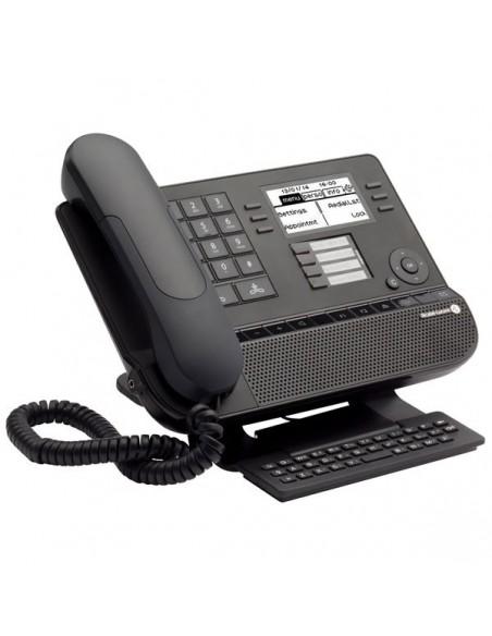 Alcatel Lucent 8029 Premiumv-vProfil gauche