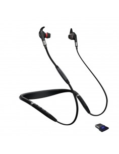Jabra - Evolve 75e UC - Oreillettes + Dongle